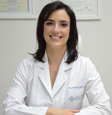 Dra. Cláudia Virmond